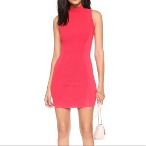 🆕 PARKER Red Bodycon Dress M